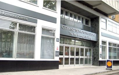 City And Islington Marlborough Building