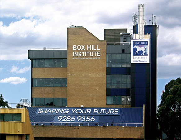 box hill institute reviews and school details